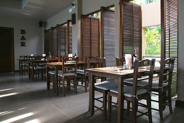 Fine dining restaurant Koh Samui