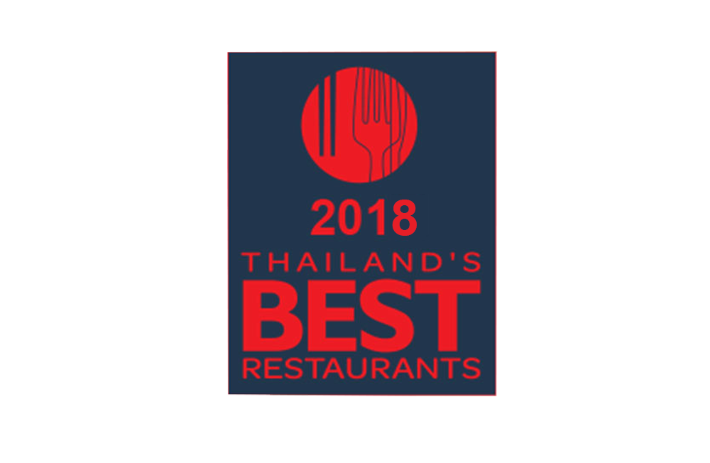 Thailands Best Restaurants 2018