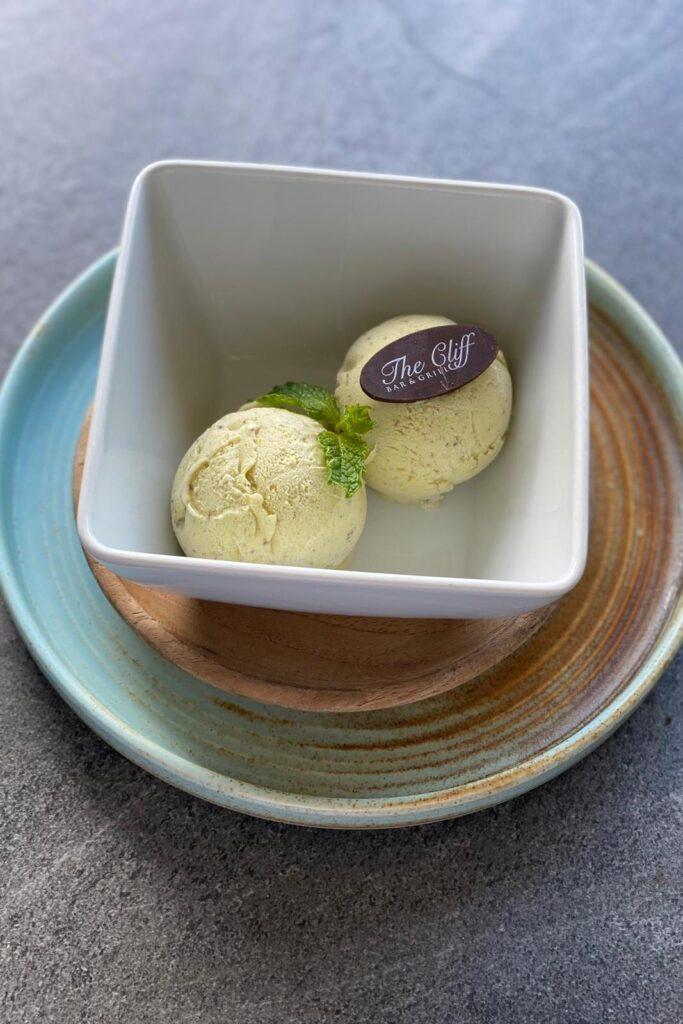 Italian Pistachio Ice Cream