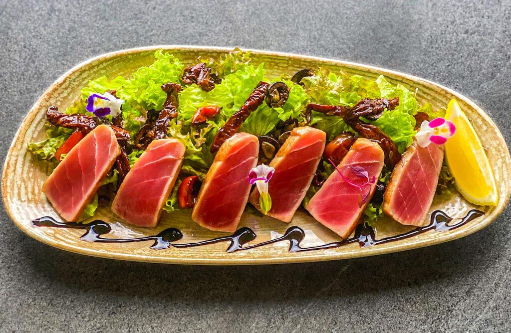 Tuna Salad Koh Samui