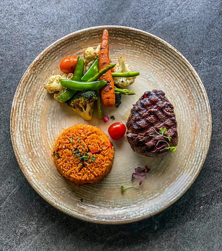 Filet Steak Koh Samui